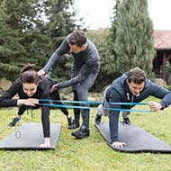 outdoor personal trainer